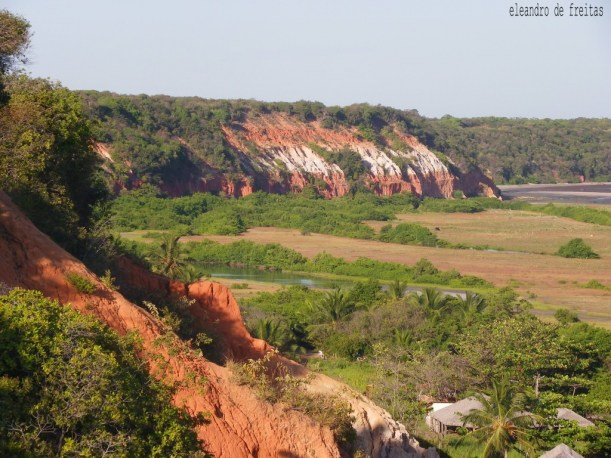 Ponta Grossa cliffs