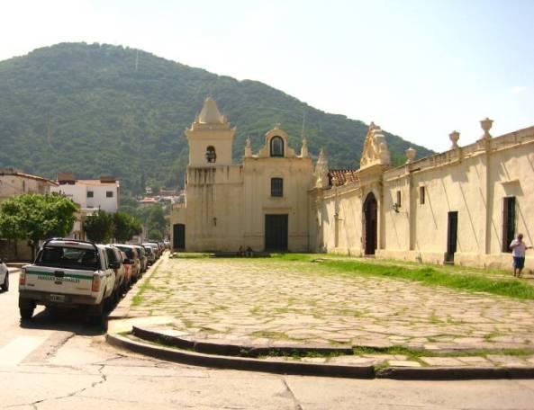 Convent San Bernardo in Salta