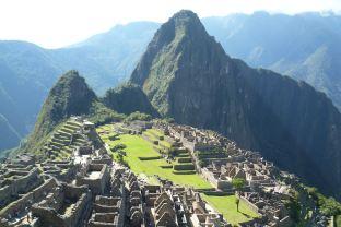 Majestic Machu Picchu, near Cusco, Peru