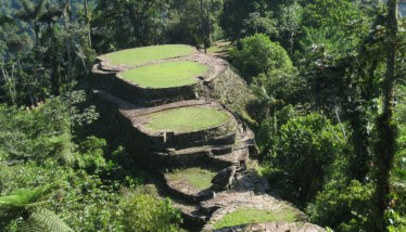 The Incredible Lost City in Sierra Nevada, Colombia