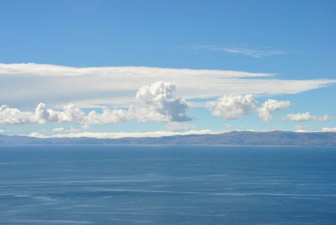The majestic Lake Titicaca, Peru and Bolivia
