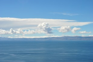 The majestic Lake Titicaca, Peru and Bolivia