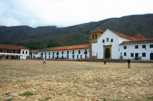 Villa de Leyva main square