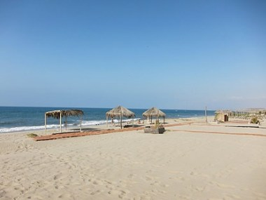 Punta Sal Beach, Northern Peru