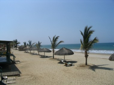 Punta Sal Beach, Northern Peru