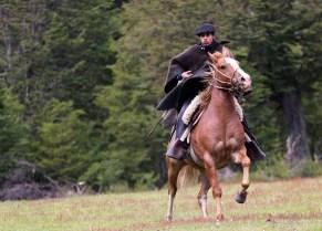 A gaucho in San Martin de los Andes, Argentina