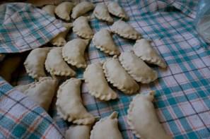 Delicious handmade empanadas in Salta, Argentina