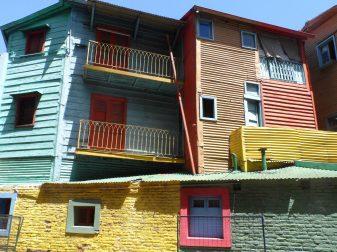 El Caminato, La Boca neighbourhood, Buenos Aires