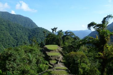 The Mystical Teyuna, or Lost City, in the Sierra Nevada - Colombia