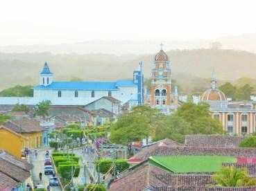 City of churches, Granada, Nicaragua