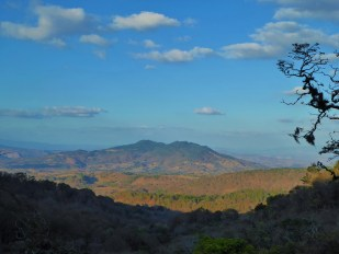 Far reaching views over El Tisey Natural Reserve, Nicaragua