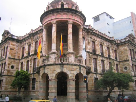 The Municipality of Cuenca, Ecuador