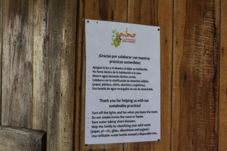 Juanilama's tips to being sustainable as a tourist