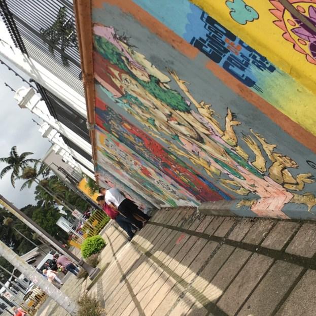 The thriving street art scene San Jose, Costa Rica
