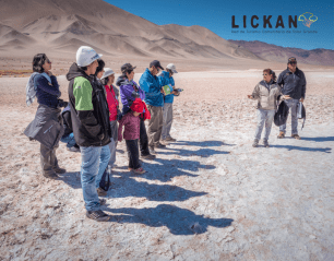 Red Lickan is another community-based tourism center that allows travelers to get more closely acquainted to Salta's unique culture