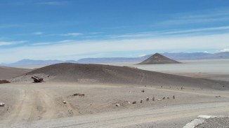 The Tolar Grande in Salta province is located in the Andes' puna region