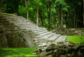 Delve into the ancient Maya civilization with a guided tour at one of Belize's many impressive temples