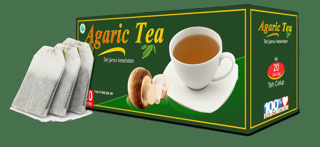 Agaric Tea