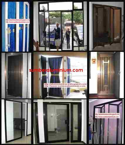 Pintu_Aluminium_kaca_Aneka