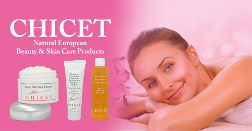 Chicet - Natural European Skincare - Soaps - Shampoo with honey