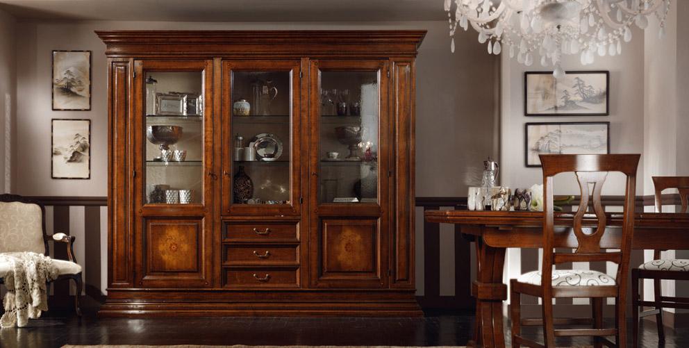 In stile classico o moderno. Soggiorni In Stile Classico Torino Sumisura Fabbrica Arredamenti