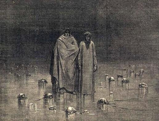 Gustave Dore Inferno Canto
