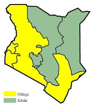 Kenya's leadership crisis…
