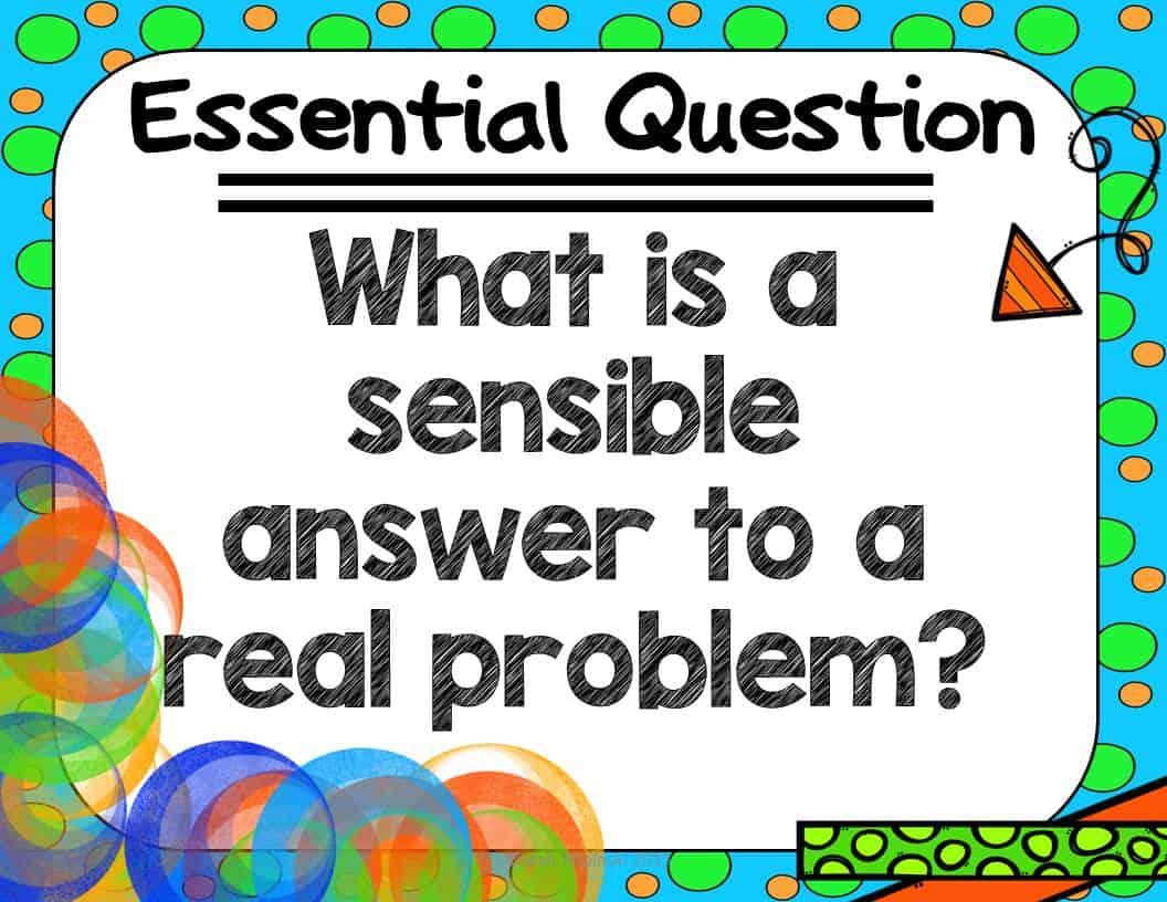 Fourth Grade Multi Step Word Problems