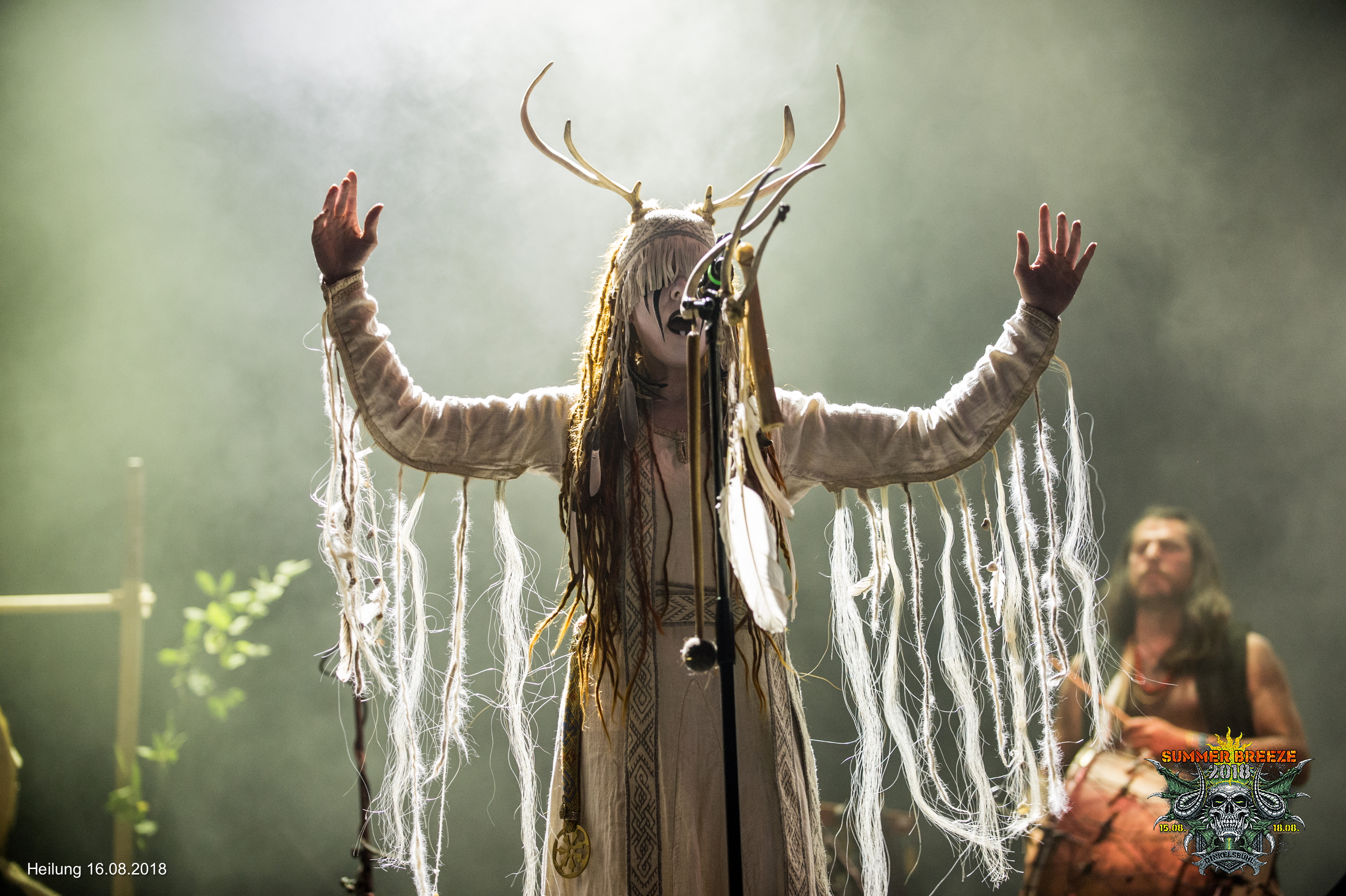 Heilung Summer Breeze 2018 Summer Breeze