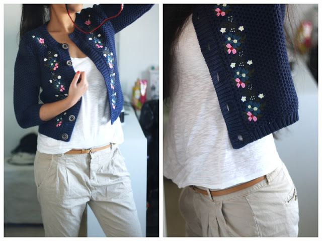 Casual Floral Monday ♥