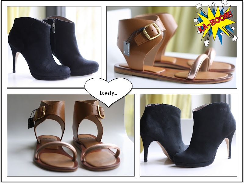 New In. Shoes shoes shoes from Mirapodo ♥