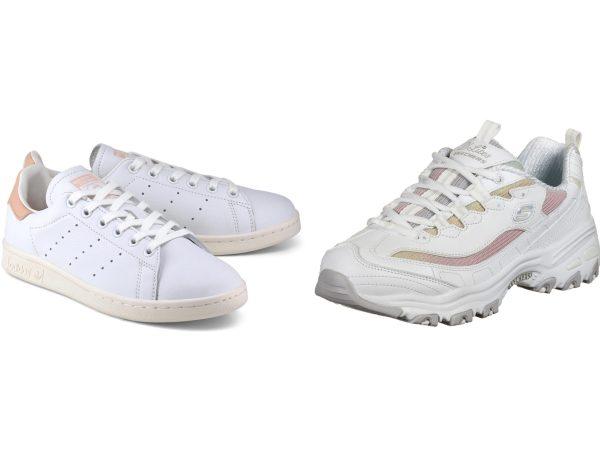 Sneaker-Liebe: Schmale Sneaker vs. Chunky Sneaker