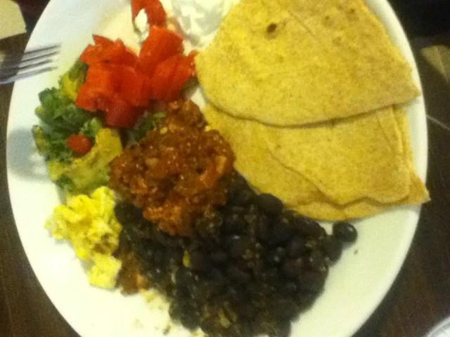 sofritas breakfast