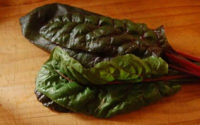 What to do with all that chard?