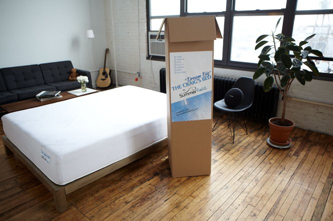 Mattress Can Be Shipped Compressed In A Box So There Is No Need To Waiting Around For Delivery