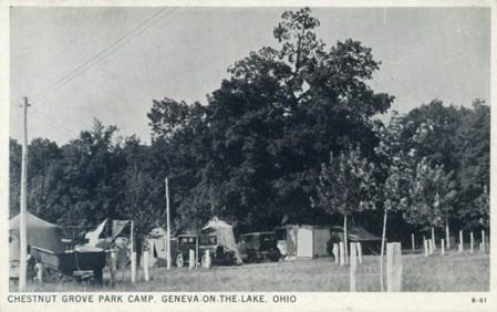 Chestnut Grove camp