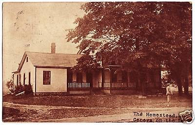 The Homestead was an early boarding house in GOTL. It still stands on the east end of The Strip.