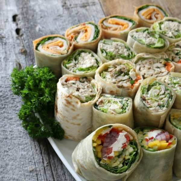 sandwiches, wraps, platter, catering, office catering, we cater, Toronto foodie, lunch