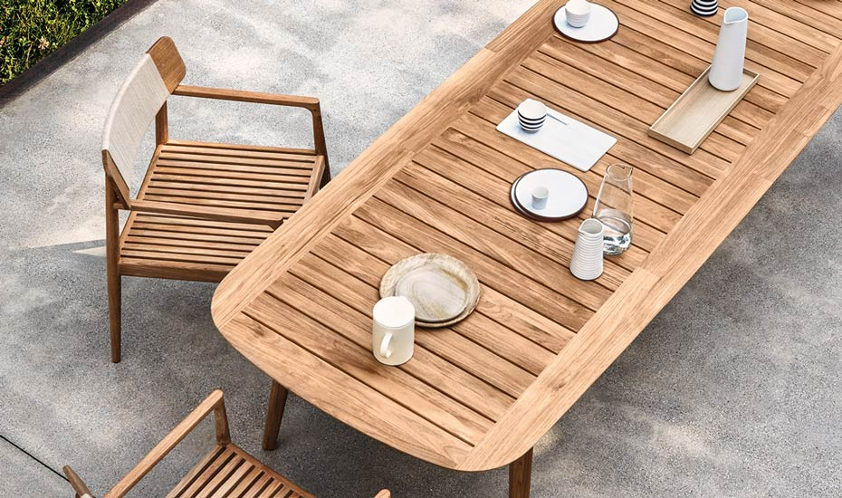 when buying patio furniture in