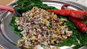 Roasted Corn and Cauliflower Salsa (1280x720)