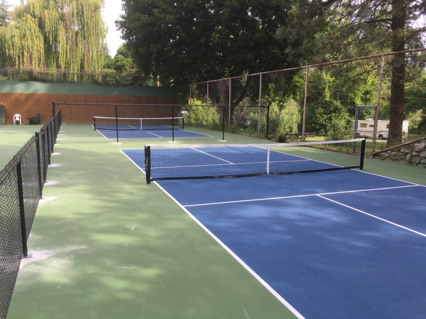 Peach Orchard Courts