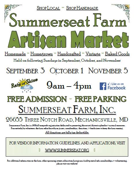 Summerseat Farm Artisan Market
