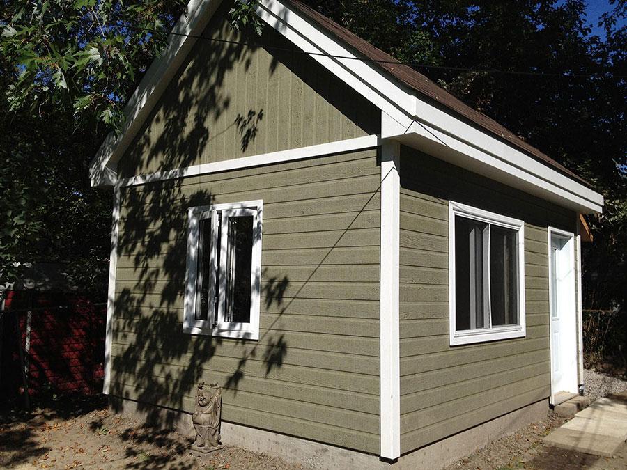 Alpine Garages Summerwood Products