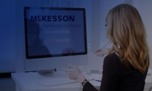 Mckesson Partner Solutions page title background