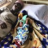2018 Flood: First Child Birth at one of the IDPs Camps in Delta State