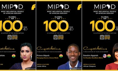 Ghanaians Most Influential People of African Descent