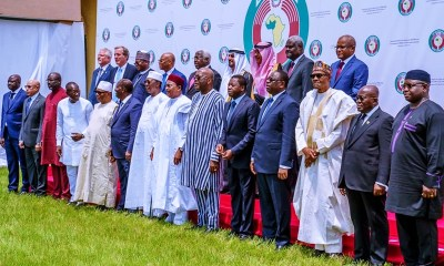 ECOWAS Leaders