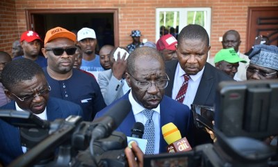 Mr. Godwin Obaseki, Edo State Governor