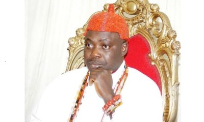 His Royal Highness (Barr.) Ehizojie Abumere II, Onojie of Ekpoma