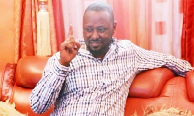 Comrade Prince Kpokpogri, Chairman of Anti-Corruption and Integrity Forum and Publisher of Integrity Watchdog Magazine